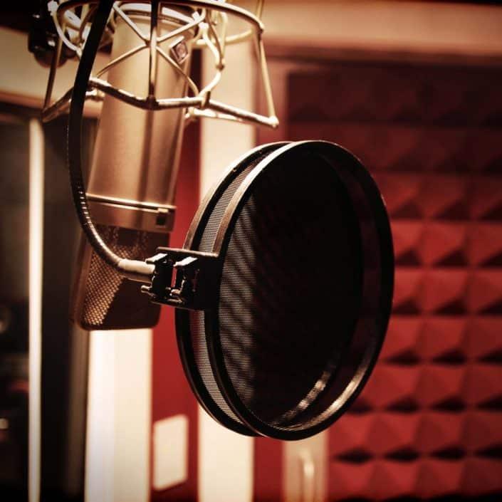 STUDIO DI REGISTRAZIONE-Audio Recording, Editing, Mixing, Mastering, Post Produzione, Doppiaggio