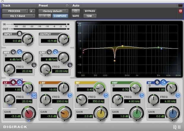Cap 08 B - Avid Eq - Lezioni di Mastering