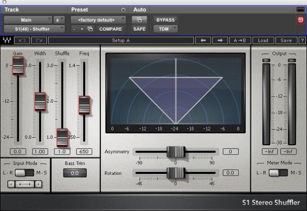 Cap 08 B - S1 Stereo imager - Lezioni di Mastering